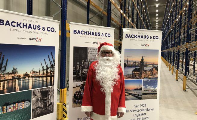 Rapid Hamburg Weihnachtsgrüße