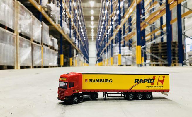 Freie Lagerflächen Hamburg Rapid Spedition Hamburg