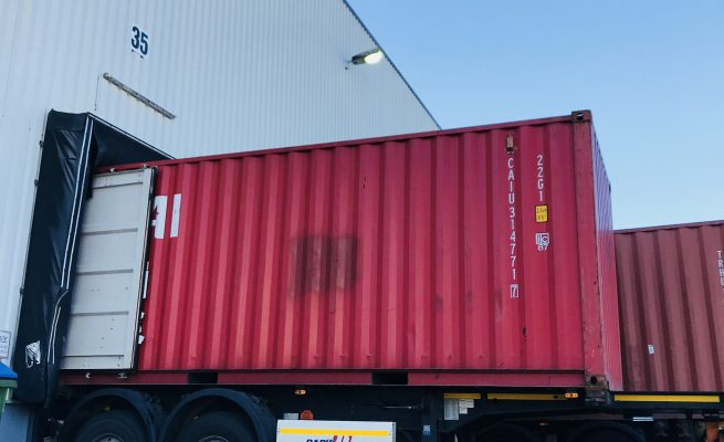 Containertrucking_Rapid_Spedition_Hamburg_Container