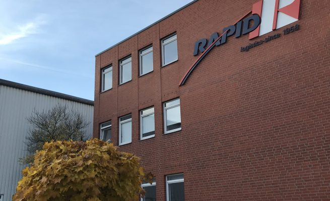 Rapid Logistikgruppe Hamburg